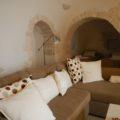とんがり屋根の石の家 トゥルッロホテルに泊まる